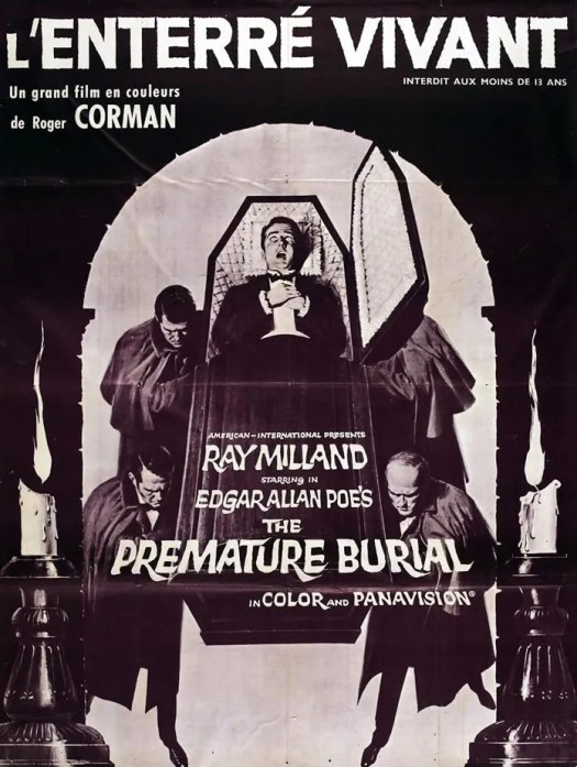 🎥 Premature Burial ⚰️ (1962) FULL MOVIE 5