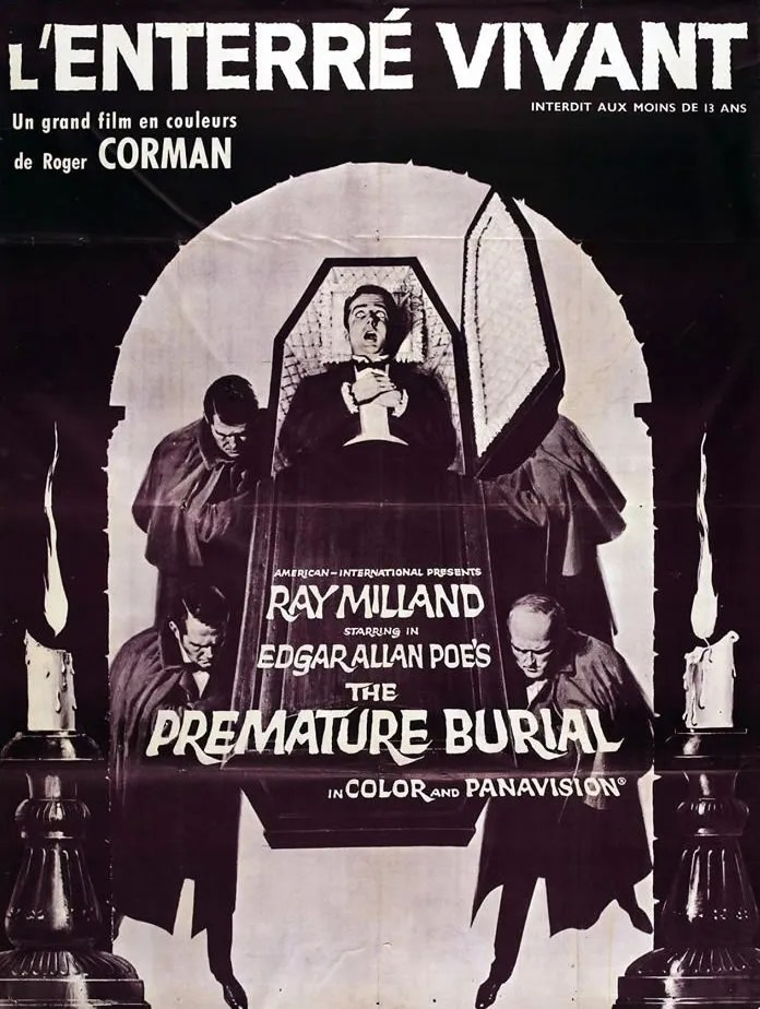Premature Burial ⚰️ (1962) FULL MOVIE 3