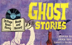 Ghost Stories, Dark Tales and Read-Along