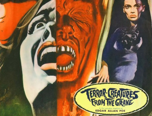 ? Terror Creatures ƒrom The Grave (1965) FULL MOVIE 53