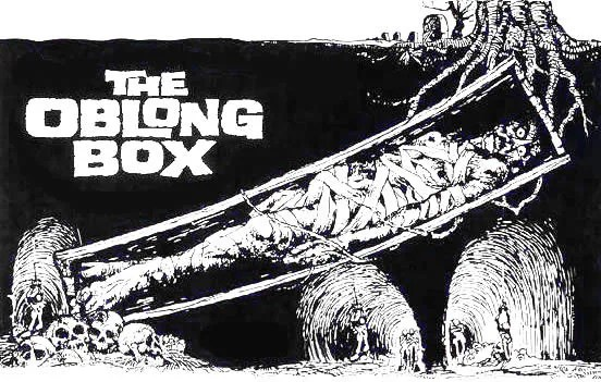 🎥 Edgar Allan Poe's the Oblong Box ⚰️ (1969) FULL MOVIE 1