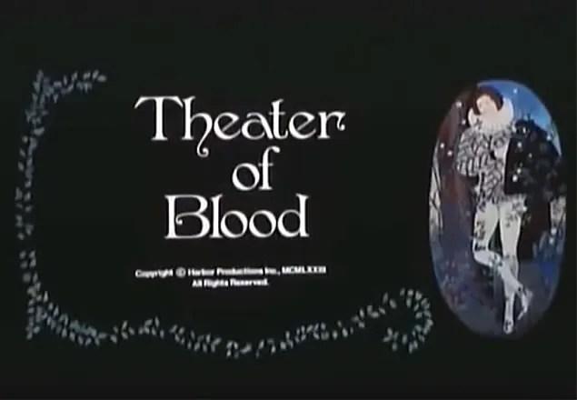 🎥 Theatre of Blood 💉 (1973) FULL MOVIE 1