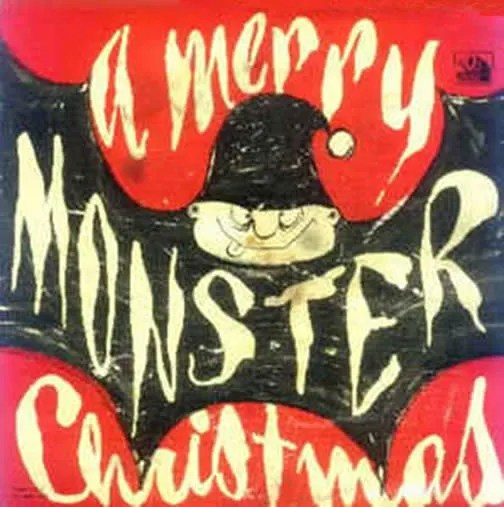 ? A Merry Monster Christmas  ? (1964) FULL ALBUM 5