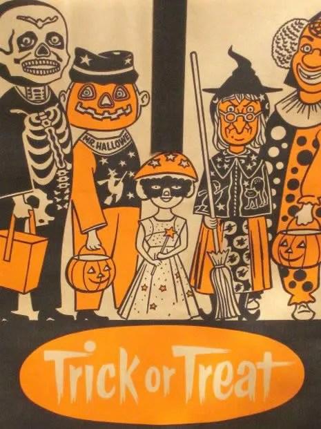 the History oƒ Halloween Quiz 4