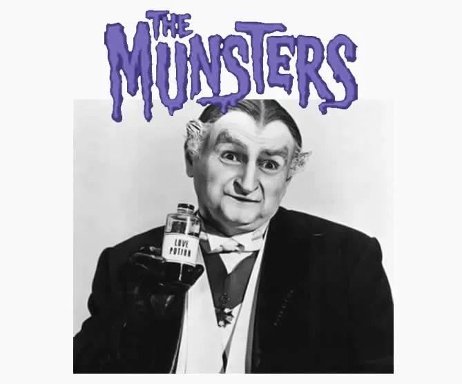 the Munsters QUIZ 13