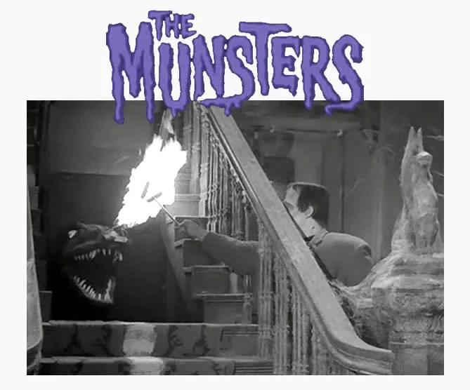 the Munsters QUIZ 15