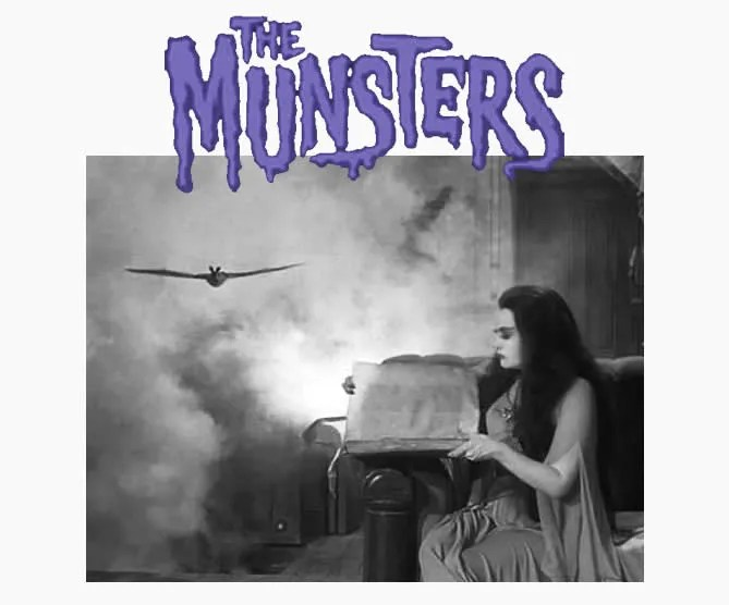 the Munsters QUIZ 8