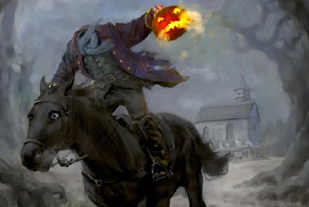 The Origins of The Headless Horseman 2