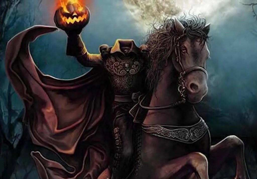 The Origins of The Headless Horseman 4