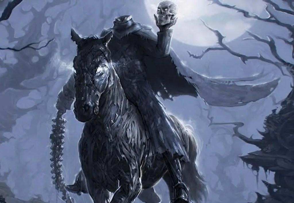 The Origins of The Headless Horseman 3