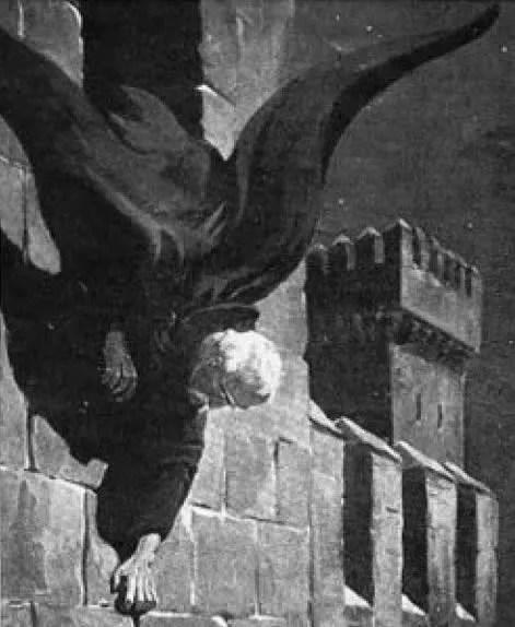 Dracula - Trivia Quiz 10
