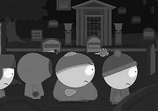 List of Haunting South Park Halloween Episodes (2020) 10
