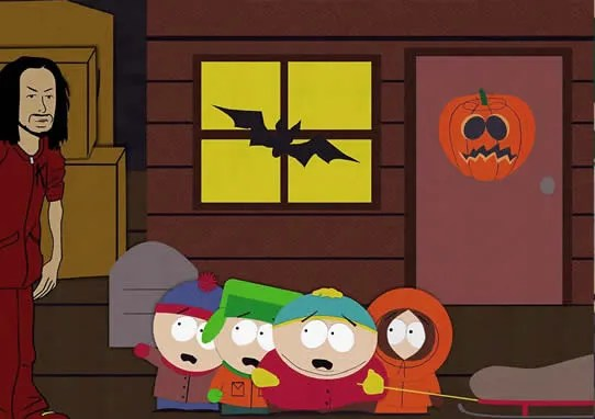 List of Haunting South Park Halloween Episodes (2020) 4