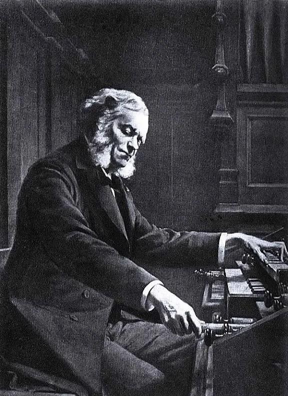 César Franck – Trois Pièces for Organ 1