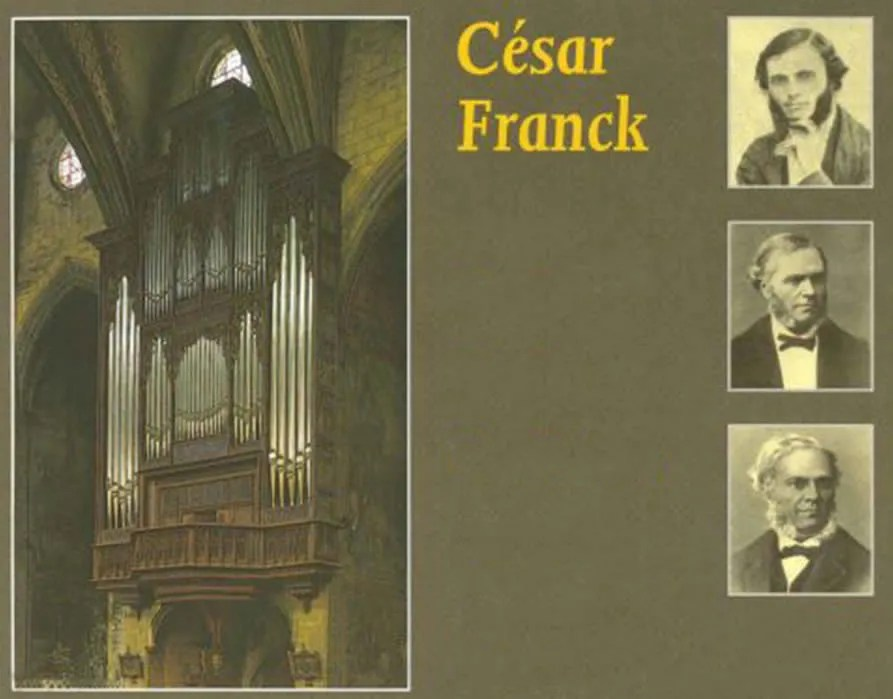 César Franck – Trois Pièces for Organ 2