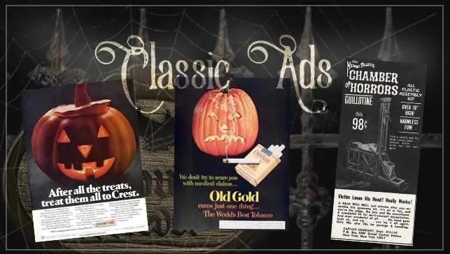 Halloween Forever - Classic Halloween Haunt Halloween Website 6