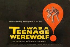 I Was A Teenage Werewolf (1957) FULL MOVIE