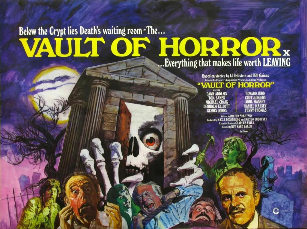 The Vault of Horror (1973) FULL MOVIE 1
