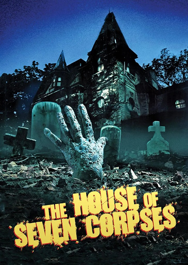 The House øƒ Seven Corpses (1974) FULL MOVIE 3