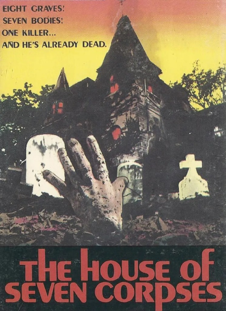 The House øƒ Seven Corpses (1974) FULL MOVIE 1