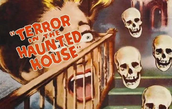 Terror in the Haunted House 1958
