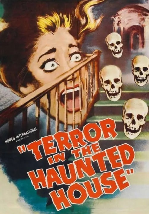 Terror in the Haunted House (1958) 1