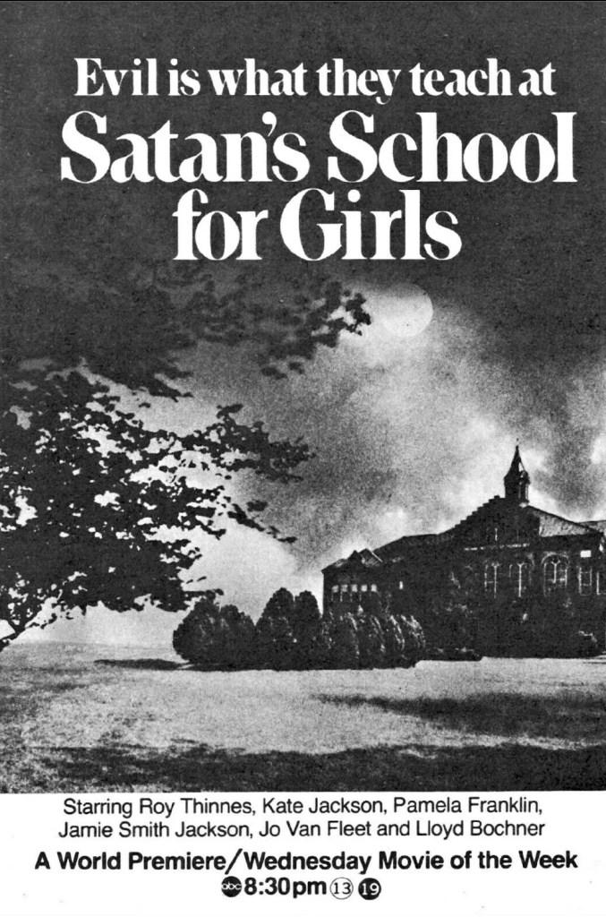 Satan's School for Girls (1973) FULL MOVIE 1