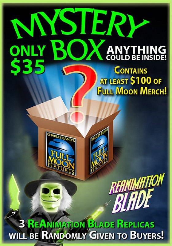 Mystery Boxes Are a Horror Fan's Dream Come True ...