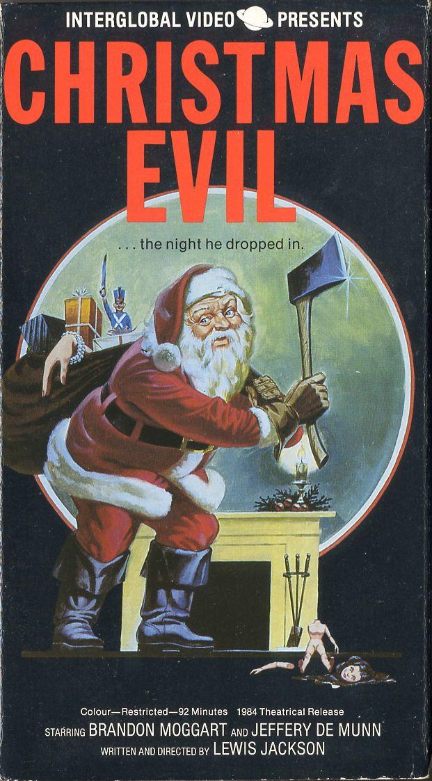 Christmas Evil 1980.Christmas Evil 1980 Halloween Shindig