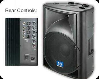 GEP Productions audio controllers