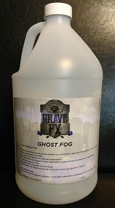 grave fog fx ghost fog