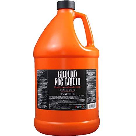 grignard fog fluid