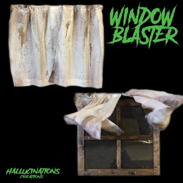 hallucination creations Window Blaster