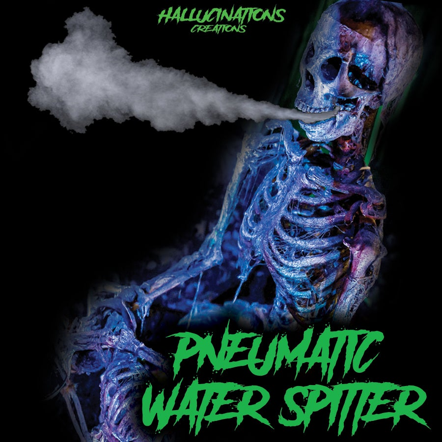 hallucination creations pneumatic water spitter