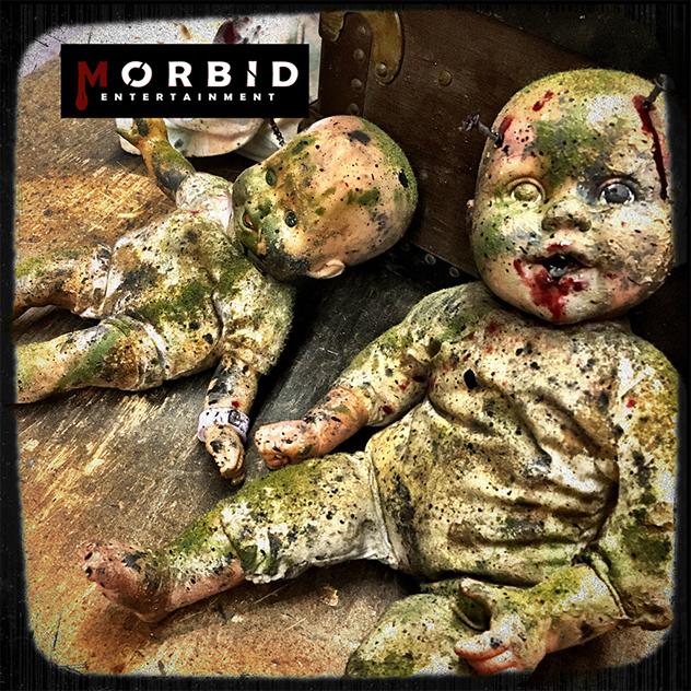 Morbid Entertainment Baby Props