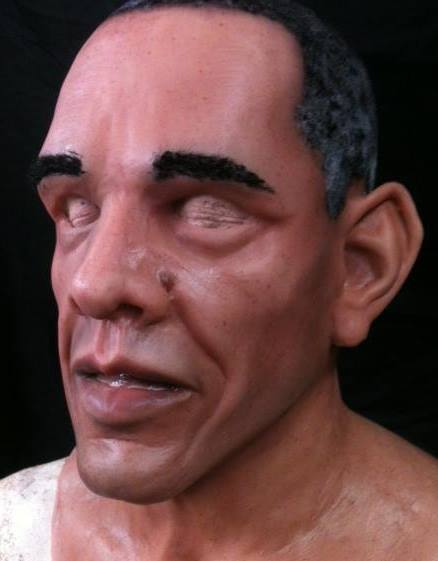 Oneail FX Obama President Halloween Mask
