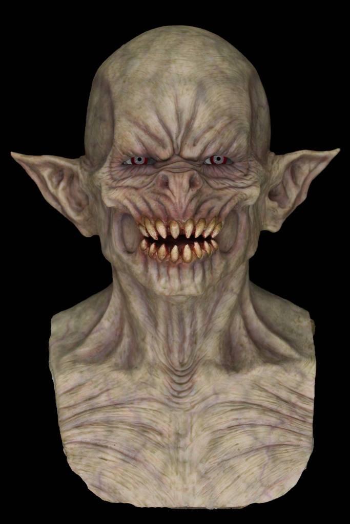 Shattered FX Alien Mask