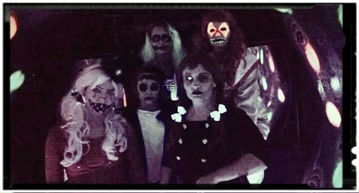 Fear Forest Haunted House and Trail Cast