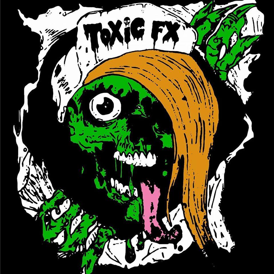 Toxic FX Logo