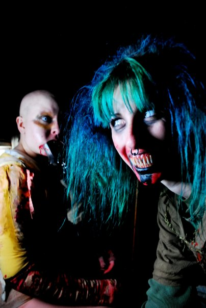 SvenPuss Productions Haunted Actors