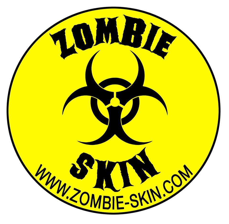 Zombie Skin Special FX Makeup Logo