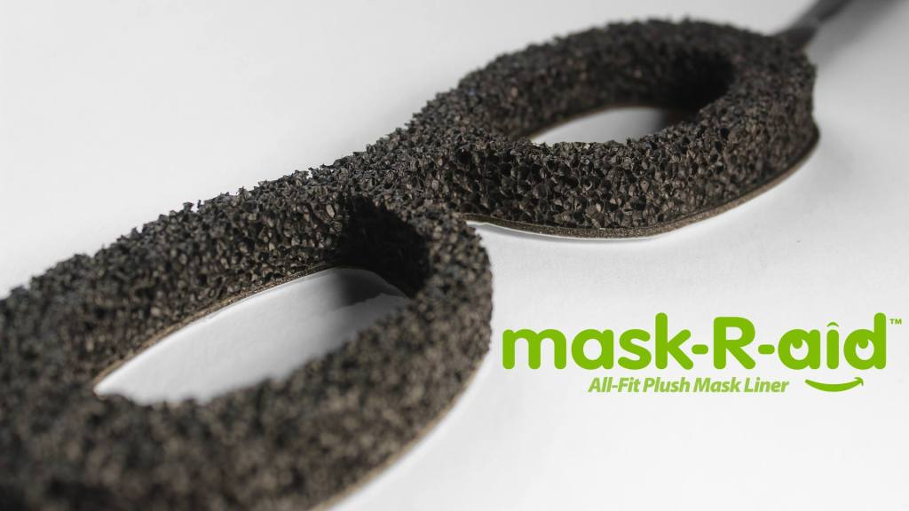 Mask R Aid Cover