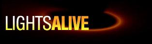 Lights Alive Logo