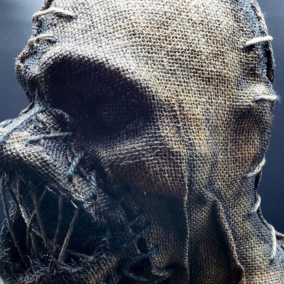 Sinister Stitchworks Burlap Mask