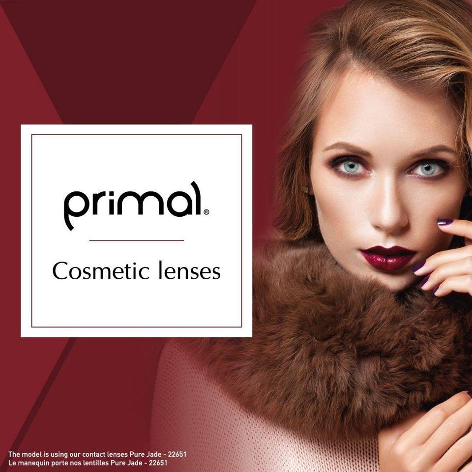 Primal Contact Lenses Promo