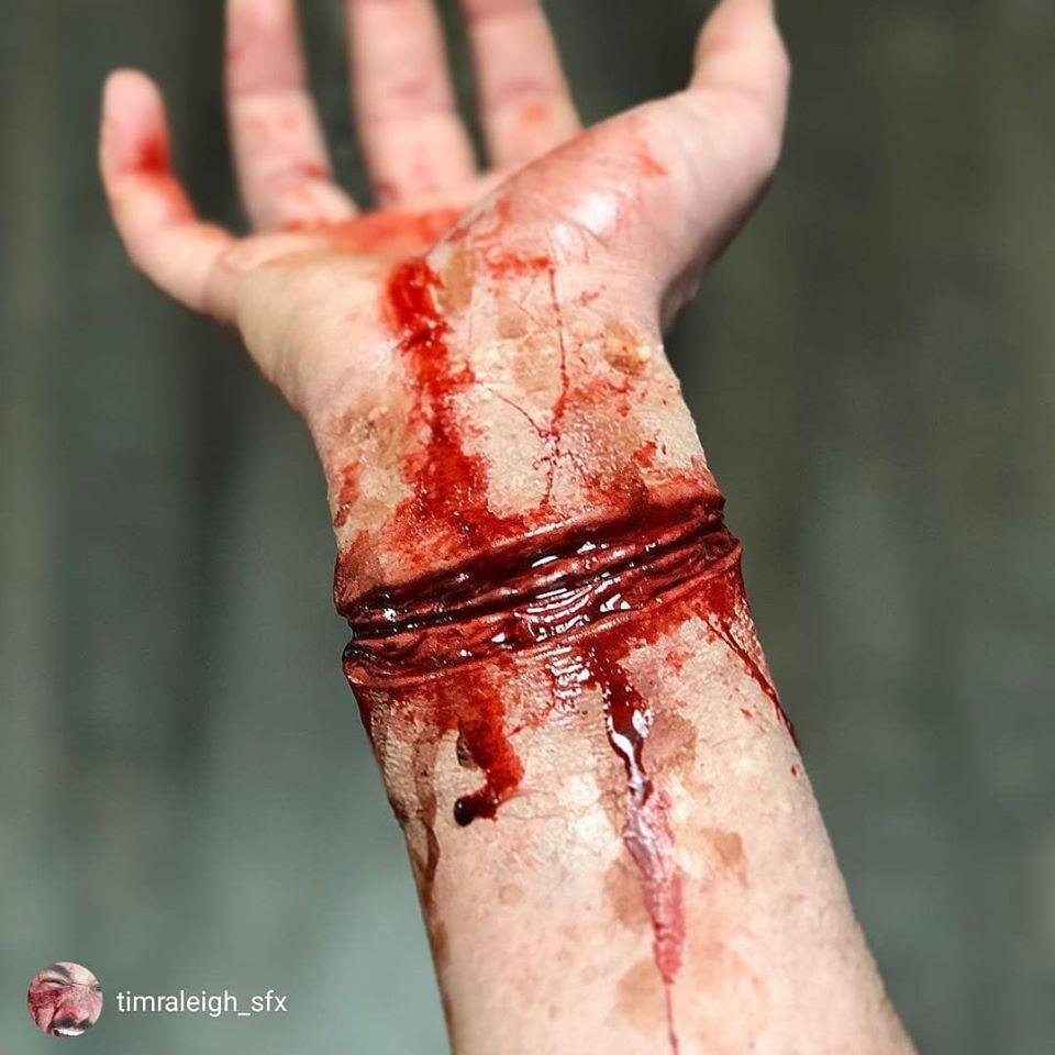 TItanic FX Special Effect Makeup Slit Wrist
