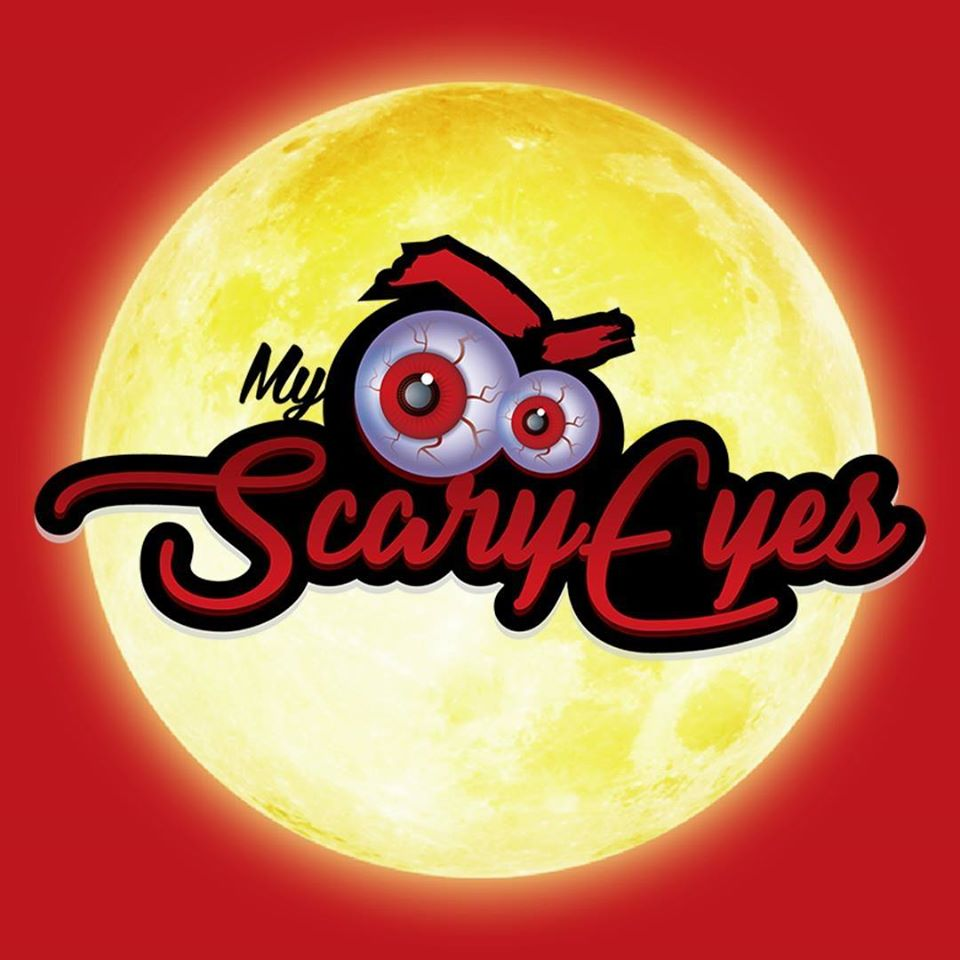My Scary Eyes Contact Logo