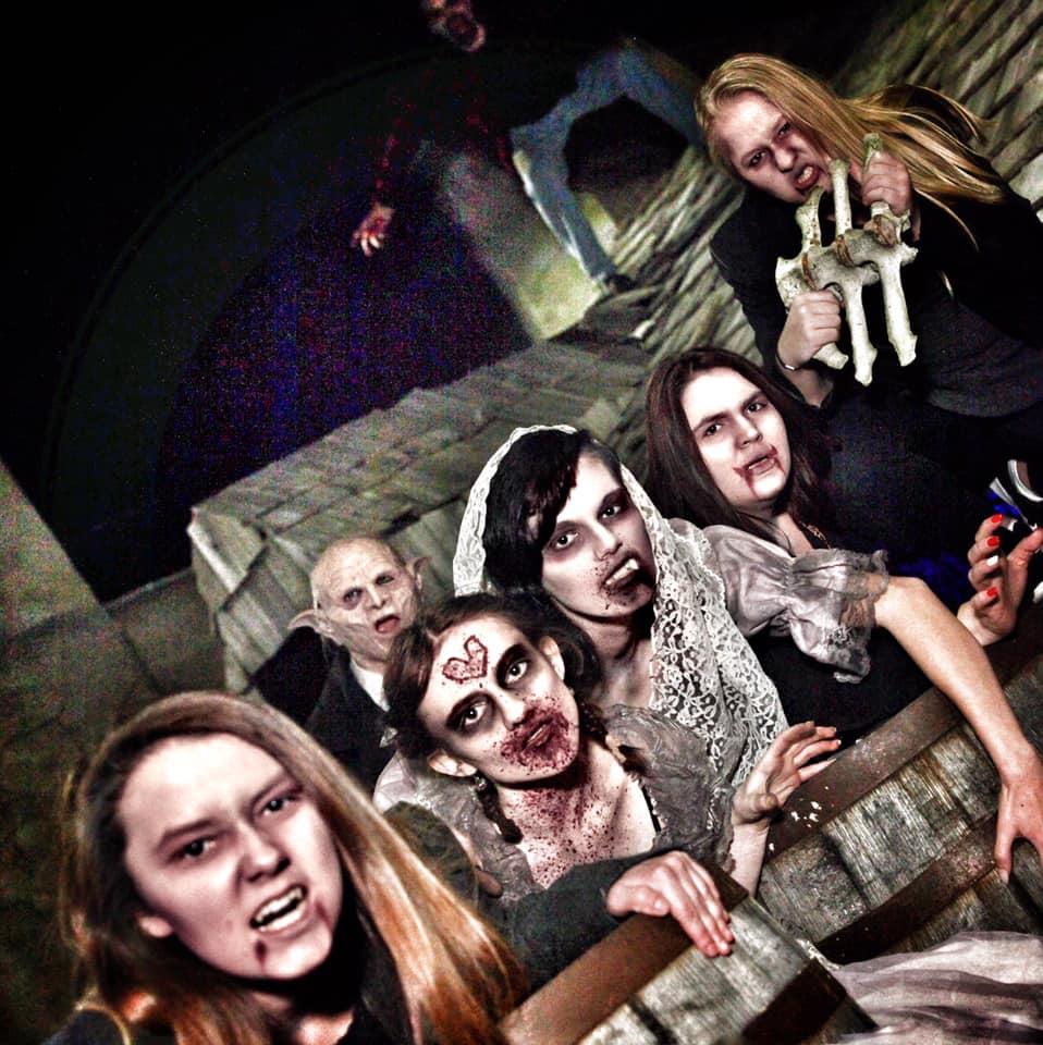 Fear Fair Indiana Scariest Haunted House Cast
