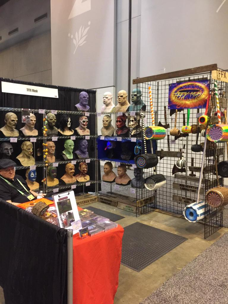 TFFX Mask Expo Booth