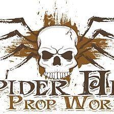 Spider Hill Prop Works Logo